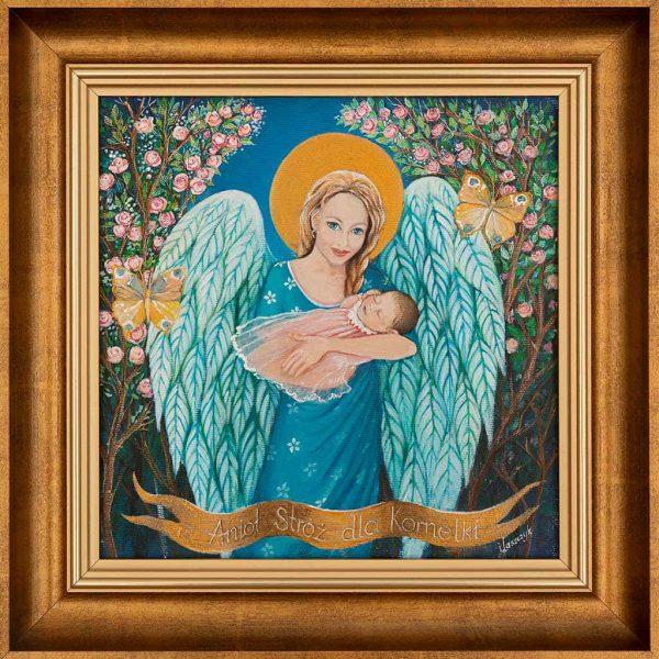 Anioł Stróż dla Kornelki