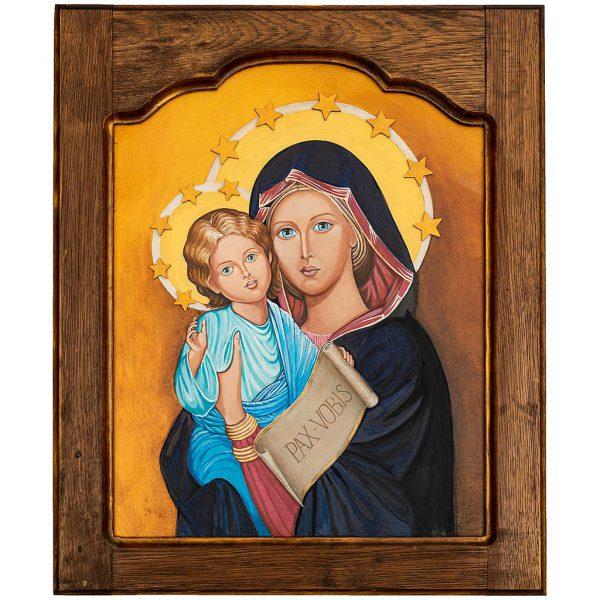 Madonna Malowana dla Oli